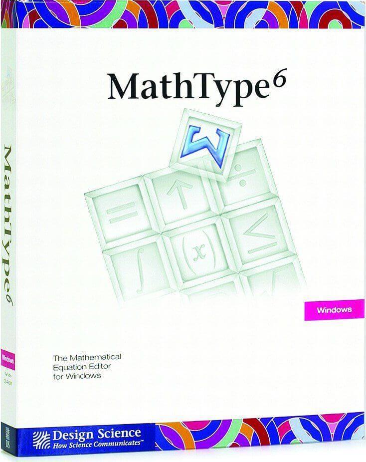 MathType 6.9 Crack