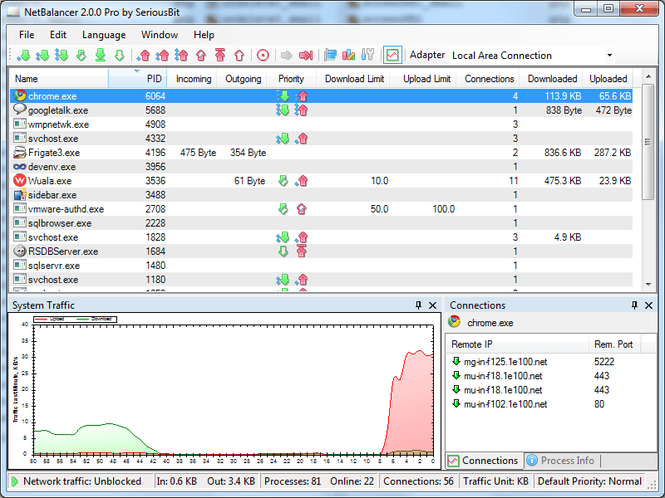 NetBalancer 9 Crack With License Code