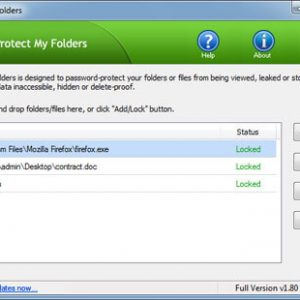 Protected Folder License Key