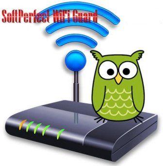 SoftPerfect WiFi Guard 2 Crack