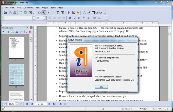Infix PDF Editor Pro Crack With Activation Code