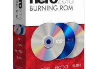 Nero Burning ROM 2020 v22.0.1010 Crack