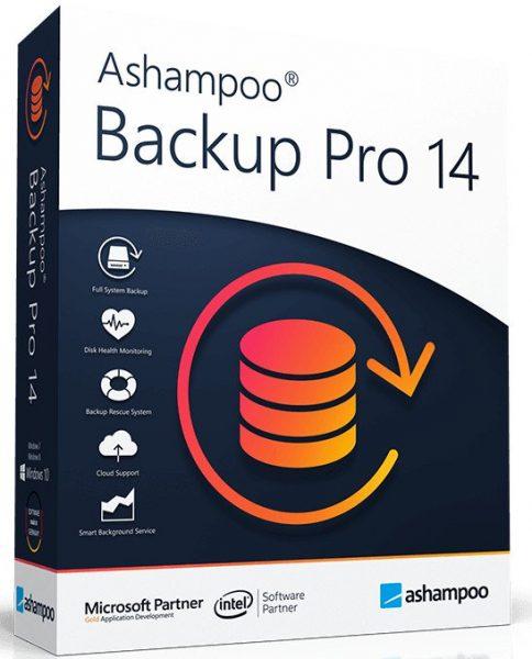 Ashampoo Backup Pro Crack