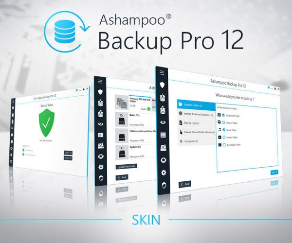 Ashampoo Backup Pro Crack Registration Key