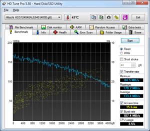 HD Tune Pro Crack Registration Key