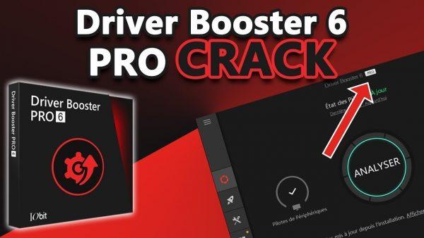 IObit Driver Booster Pro Crack Registration Key