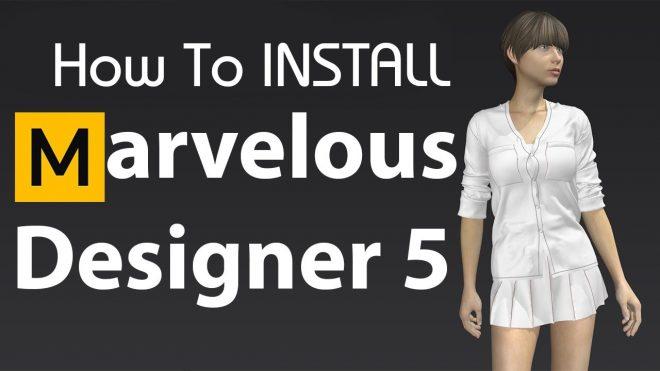 Marvelous Designer Crack Registration Key