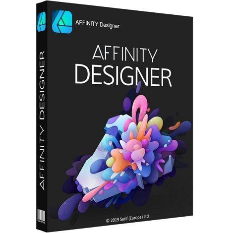 Serif Affinity Designer Crack Registration Key