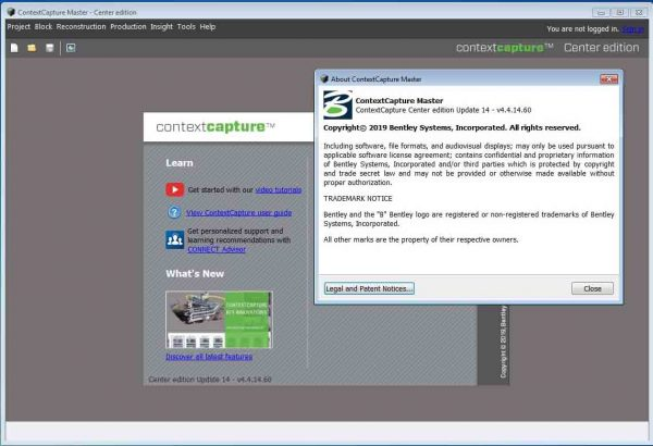 ContextCapture Editor CONNECT Edition Crack Registration Key