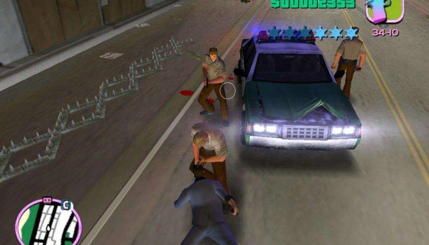 GTA Vice City Crack