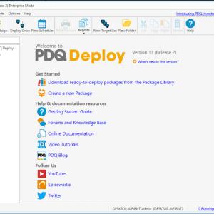 PDQ Deploy Enterprise Crack Registration Key