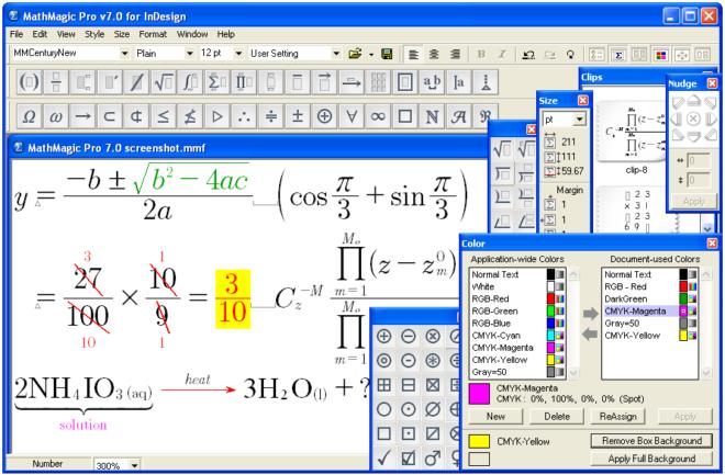 MathMagic Pro Edition Crack