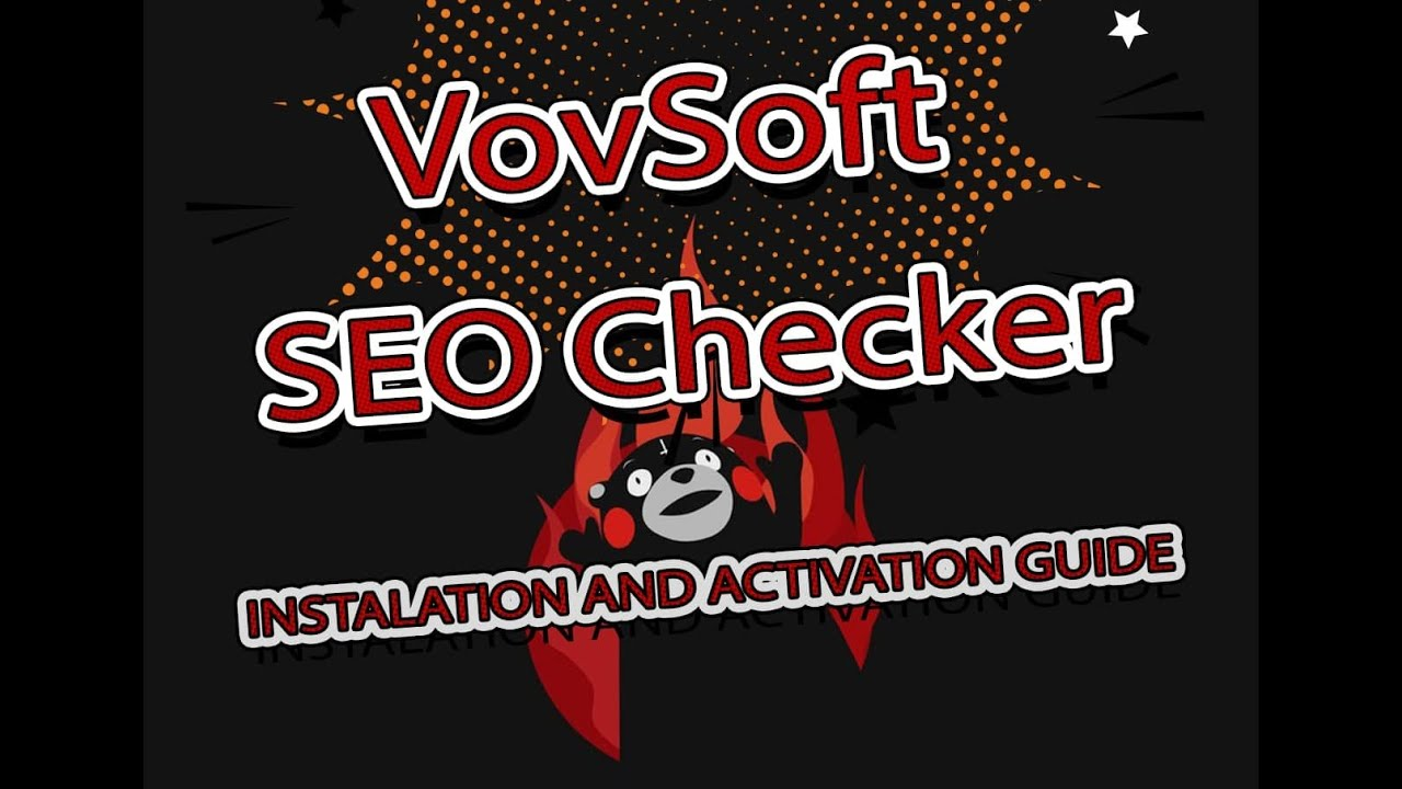 VovSoft SEO Checker Crack Registration Key