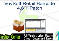 VovSoft Retail Barcode Crack