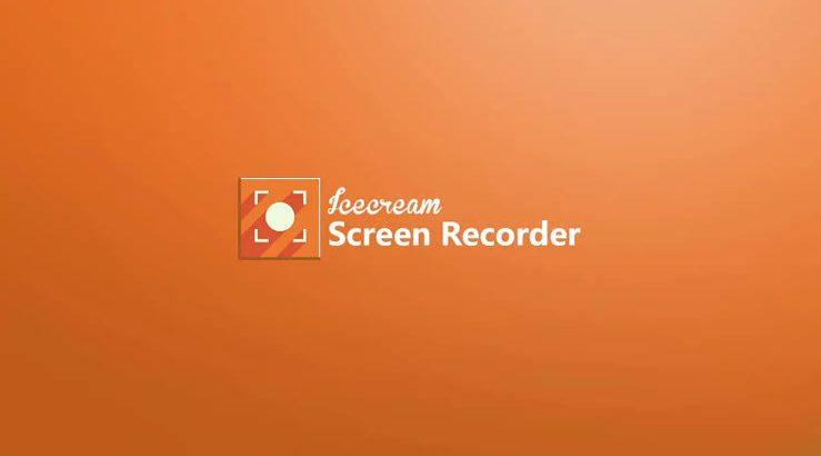 Icecream Screen Recorder Pro Crack Registration Key
