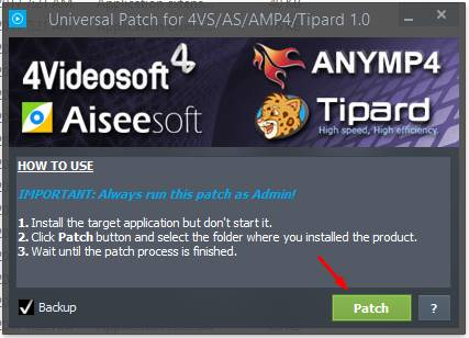 AnyMP4 Video Converter Ultimate Registration Key