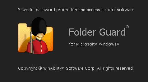 Folder Guard Crack Registration Key