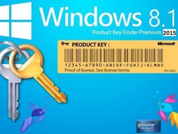 Windows 8 Product Keys