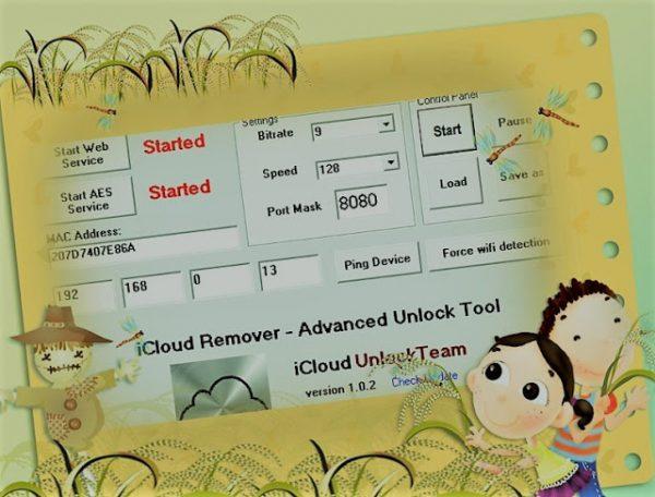 iCloud Remover Crack Registration Key